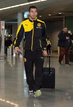 Henrikh Mkhitaryan <3 <3 <3 - Borussia Dortmund #bvb