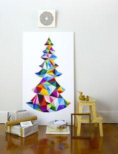 Kaleidoskope XMas tree