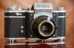 Rectaflex: 1948-1955 - www.pentax-slr.com