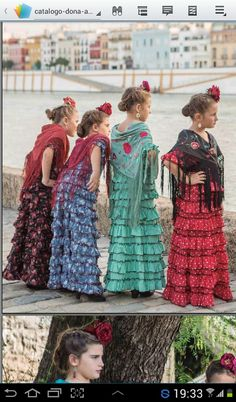 6f8da2e71417 Spanish Costume, 2017 Halloween Costumes, Spain Images, Flamenco Costume,  Cool Kids Clothes