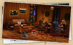 Around the Sims 3 | Custom Content Downloads| Objects | Alpine Winter