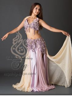 Design by Hallah Moustafa / Model: Donya / Fig Belly Dance  #figbellydance #bellydancecostume #worldwideshipping
