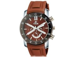Men Stunning Analog Quartz Water Resistant Rubber Band Wrist Watch with Calendar Function $12.19 #eozy