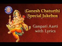 Ganpati Devotional Songs Jukebox - Ganesha Aarti With English