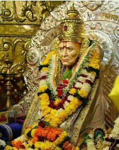 Sai Baba Pictures, God Pictures, Indian Goddess, Goddess Lakshmi, Shivaji Maharaj Wallpapers, Indian Saints, Shirdi Sai Baba Wallpapers, Sai Baba Hd Wallpaper, Kali Mata