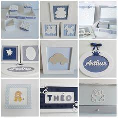 Tudo para deixar o quarto do seu bebê mais lindo. http://ciaartes.com.br/