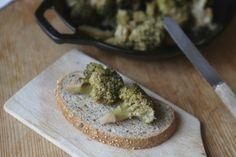 Brócolis confit