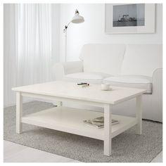 IKEA HEMNES white coffee table