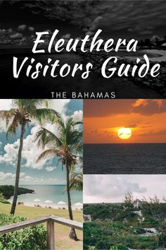 Planning a trip to The Bahamas? Eleuthera Island is a beautiful spot full of stunning beaches and perfect sunsets. Here is where to find the best spots on Eleuthera. #bahamastravel #eleutheraisland #thebahamas World Travel Guide, Best Travel Guides, Beach Trip, Beach Vacations, Beach Travel, Travel Inspiration, Travel Ideas, Travel Tips, Beautiful Places To Visit
