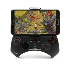 Mando inalambrico gamepad bluetooth para moviles