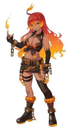 Female Character Concept, Fantasy Character Design, Character Design Inspiration, Character Art, Fantasy Characters, Female Characters, Anime Characters, Anime Fantasy, Fantasy Girl