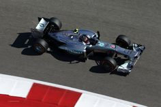 US Grand Prix - Lewis Hamilton, Mercedes, Circuit of the Americas, Friday P1 - 2013