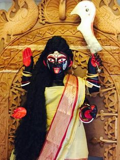 Maa KALI Indian Goddess Kali, Durga Goddess, Indian Gods, Maa Kali Images, Lakshmi Images, Mother Kali, Divine Mother, Durga Maa, Shiva Shakti