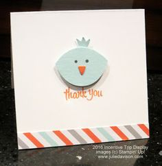 10 Stampin' Up! Foxy Friends + Fox Builder Punch Project Ideas #stampinup