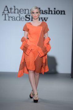 Great coral linen dress with linen jacket. Natural fabrics only. Linen Jackets, Greek Islands, Summer Collection, Peplum Dress, Fabrics, Coral, Spring Summer, Natural, Dresses