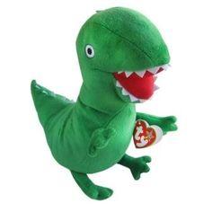 "George's Mr. Dinosaur TY 10"" Buddy Large Soft Toy Asin: B0095HFTF0 Ean: 0008421962617"