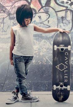 CAVALIER, nueva marca de moda infantil > Minimoda.es