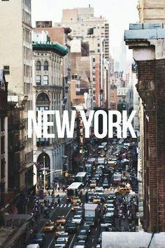 A cidade que nunca para Nova York