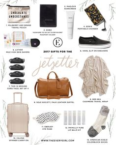 2017 Budget-Friendly Holiday Gift Guide The Everygirl 2017 Holiday Gift Guide for the Jetsetter New Travel, Travel Gifts, Travel Style, Gifts For Travelers, Travel Plane, Travel Box, Travel Trip, Asia Travel, Family Travel