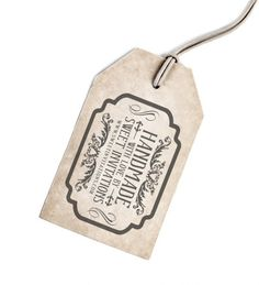Personalized Label Stamp Custom Labeling DIY Stamps Handmade By Text Wood Mounted Business Tagging