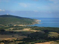 Cap Serrat - Tunisia.