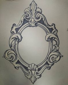 # Holzverarbeitung # Ornamente # Illustrator # Ho… # woodworking # ornaments # Illustrator # Wood carving … – wallpaper and [. Wood Carving Designs, Wood Carving Patterns, Tattoo Sketches, Tattoo Drawings, Home Confort, Filigree Tattoo, Ornament Drawing, Frame Ornament, Filigree Design