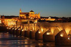 Roman Bridge Córdoba | Flickr - Photo Sharing!