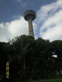 Skylon Tower Niagara Falls Canada  Niagara Falls  Pinterest Enchanting Skylon Revolving Dining Room Decorating Design