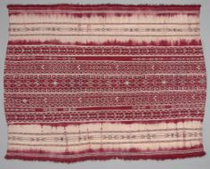 Saturated: Dye-Decorated Cloths from North and West Africa   Dallas Museum of Art