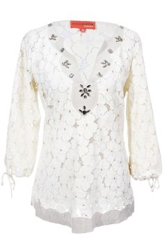 #HaleBob | Stylishes #Spitzenkleid mit Lederdetails, Gr. M | Hale Bob #Kleid | mymint-shop.com | Ihr #OnlineShop für #Secondhand / #Vintage #Designerkleidung & Accessoires bis zu -90% vom Neupreis das ganze Jahr #mymint