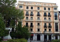Casa palacio del Duque de sueca y Alcudia. C/ Barquillo, 8. De José Urioste y Velada, 1904-1910. Actualmente edificio de viviendas.