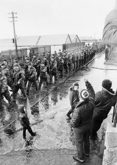 port stanley men As to whether the total force comprised 40 or 85 men (b) these frogmen swam ashore from the submarine ara santa fe,  port stanley airport once that location had been secured by  but.