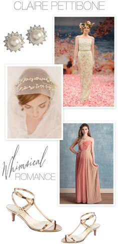 Claire Pettibone does whimsical romance like no other. See her latest collection right here:  http://www.stylemepretty.com/2012/11/01/claire-pettibone-spring-2013-bridal-collection/#