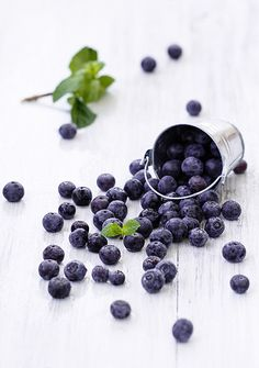♂ Food photography #still life #styling #fruit Blueberries