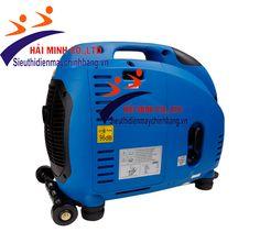 http://sieuthidienmaychinhhang.vn/vi/san-pham/may-phat-dien-fujihaia-gy2500-4843.html Máy phát điện FUJIHAIA GY2500 Công nghệ siêu chống ồn Tần số (HZ: 50/60 Công suất tối đa (KVA): 2.5 Công suất định mức (KVA): 2.2 Hệ số công suất (cosф): 1 Nguồn điện DC ra12V/8.3A Động cơXY152F-3 Dung tích xy lanh (cc): 125 Đường kính & chiều dài (Piston): 52.4*57.8 Công suất đầu ra cực đại (kw/rpm): 3.4/5000 Dung tích bình xăng (L): 5.7 Thời gian vận hành liên tục (h): 4.2 (100% Load) Dung tích nhớt…