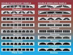Garage Doors With Windows Styles garage door window styles - google search | garage door windows