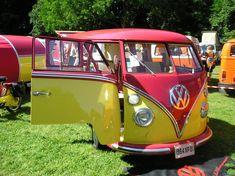 Top 8 des plus beaux vans Volkswagen ou l'art d'être hippie avec style   Topito