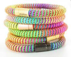 Carolina Bucci Neon bracelets  Google Image Result for http://img.glam.co.uk/wp-content/uploads/2011/07/neon-twisters2-2-655x522.jpg