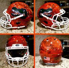 Image result for alternate helmet Florida Gators