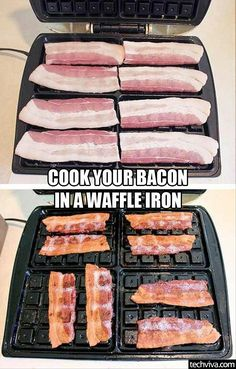 Waffle Iron - http://99covers.com/blog/simple-ideas-that-are-simply-genius-part-18/