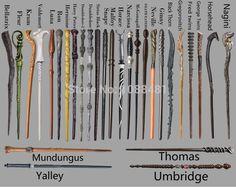 Harry Potter Magic Wand reliques de la mort poudlard cadeau HERMIONE Voldemort baguette 29 sortes avec la boîte dans   de   sur AliExpress.com | Alibaba Group