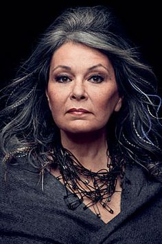 Roseanne Barr I worshiped this woman when I was young and STILL WORSHIP HER TO THIS DAY.  She's my favorite idol.