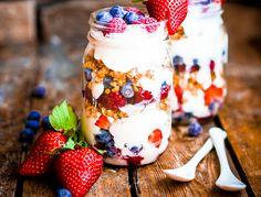 Jogurt naturalny - zdrowy zamiennik na 10 sposobów, dieta, zdrowe odżywianie, jogurt