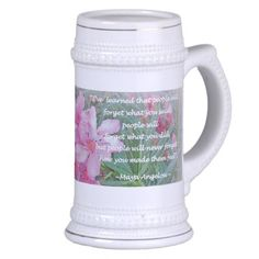 """Flowers With Maya Angelou Verse"" by #Kay Novy #floral #flowers #Maya Angelou verse http://www.zazzle.com/flowers_with_maya_angelou_verse_mugs-168891516489560884"