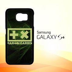 martin garrix logo R0331 Samsung Galaxy S6 Case