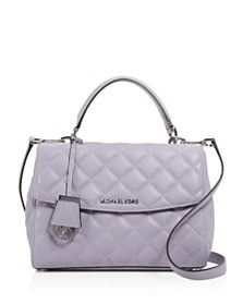 31626486a309 MICHAEL Michael Kors Small Ava Quilted Satchel - 100% Bloomingdale s  Exclusive Taschen