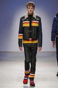Iceberg Fall 2016 Menswear Collection Photos - Vogue