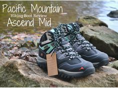 Katie Wanders : The most comfortable hiking boot: Pacific Mountain Ascend Mid Review