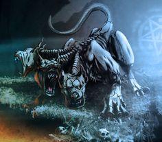 Fantastic Non-SR Shadowrunesque Art Thread Inktober, Monster, Rogues, Online Art Gallery, Mythology, Lion Sculpture, Cyborgs, Artist, Sugar Skulls