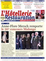 Hôtellerie Restauration L'Hebdo des CHR - n°3389 10 avril 2014